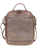 [Scully Aerosquadron Antique Lamb Travel Tote]