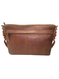 [Scully Sierra Leather Messenger Bag]