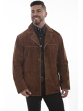 [Mens Scully Men's Classic Car Coat]