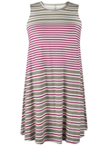 [Aventura Clothing Carrick Stripe Dress]
