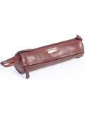 [Hidesign by Scully Vegetable Tanned Calf Pencil Case]