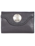 [Hidesign by Scully Women's Pebbled Calf Wallet]