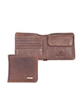 [Hidesign by Scully Berkeley Leather Bi-Fold Wallet]