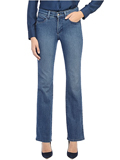 [Not Your Daughter's Jeans� Barbara Petite Modern Bootcut Jeans in Premium Lightweight Denim]