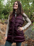 [Aventura Clothing Solenne Water Resistant Puffer Vest]