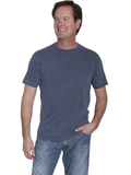 [Farthest Point by Scully Men's Short Sleeve Cotton T-Shirt]